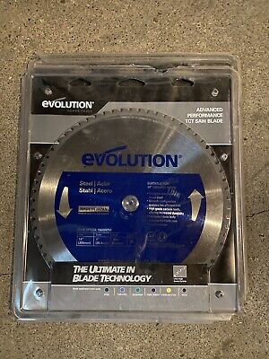 Evolution 14 Circular Saw Blade 14bladest