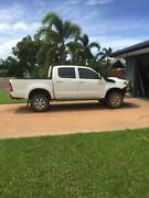 08 SR5 Dual Cab Toyota Hilux Mission River Cook Area Preview