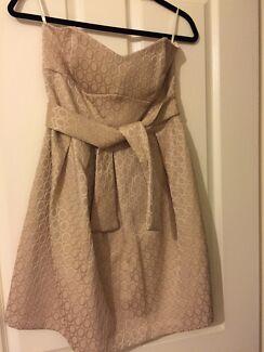 Review brand Strapless Dress Size 14 Goulburn 2580 Goulburn City Preview