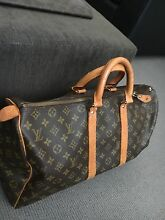 Authentic Louis Vuitton Keepall 45 duffle bag Surry Hills Inner Sydney Preview