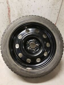 Winter tires - used - Dunlop - 225 50 R17