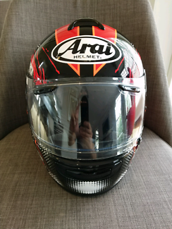 Arai Vector 2 Snell helmet