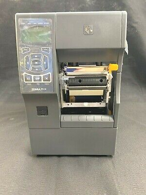 Zebra Zt410 300 Dpi Thermal Printer Model Zt41043-t410000z  Brand New