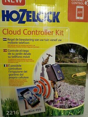 Hozelock Cloud Controller Kit - 2216 Aqua Water Timer Garden Irrigation BNIB