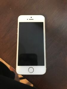 used 16gb white iPhone 5s