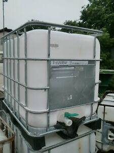 Wassertank in Vaterstetten | eBay Kleinanzeigen