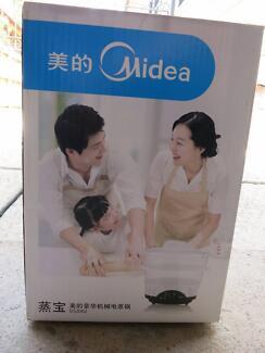 Midea food steamer