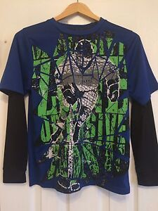 Athletic Works Dri•More boys size M (10-12)