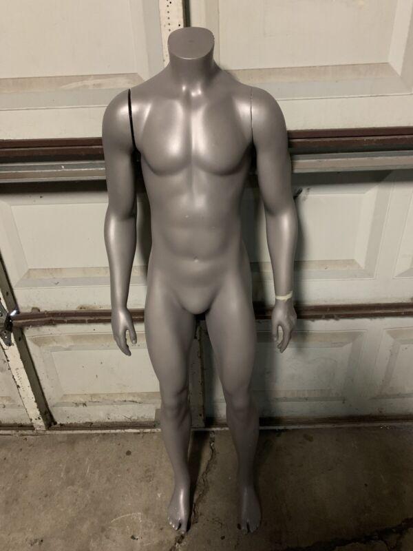 Greneker Youth Male Full Body Mannequin