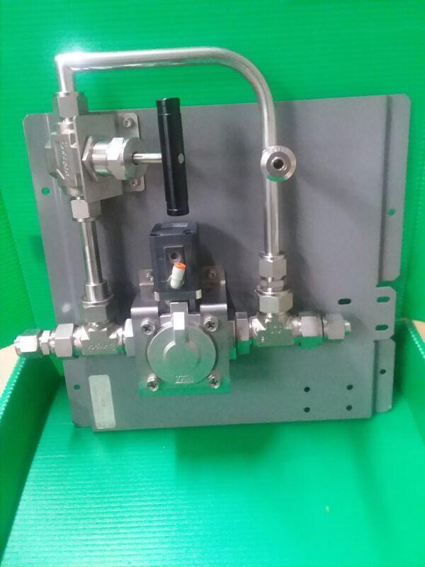 Swagelok Valve Ss-18rs8 Tube Ina 24-59-04bu Smc Vxd2150