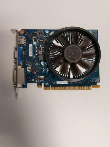 MEDION ECS GeFORCE GTX 750 1GB GDDR5 PCI-E GRAFIKKARTE DVI VGA HDMI ...#G42