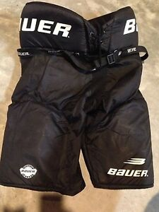 Bauer SR hockey pants - small
