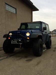 Mint 2010 Jeep Wrangler sport must see