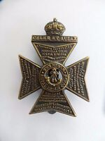 The Kings Royal Rifle Corps Regiment - Brass Cap Badge - British Army Military -  - ebay.co.uk