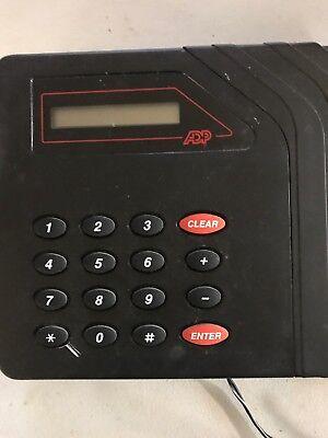 Adp Kronos Timekeeper Series100 Time Attendance Time Clock Model 150