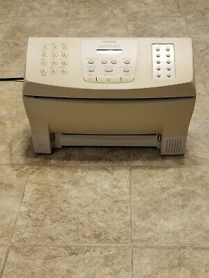 Canon Faxphone B640 Workgroup Inkjet Printer Comes Exactly As Pictured