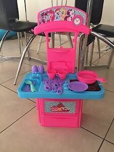 My Little Pony Kitchen Set East Tamworth Tamworth City Preview