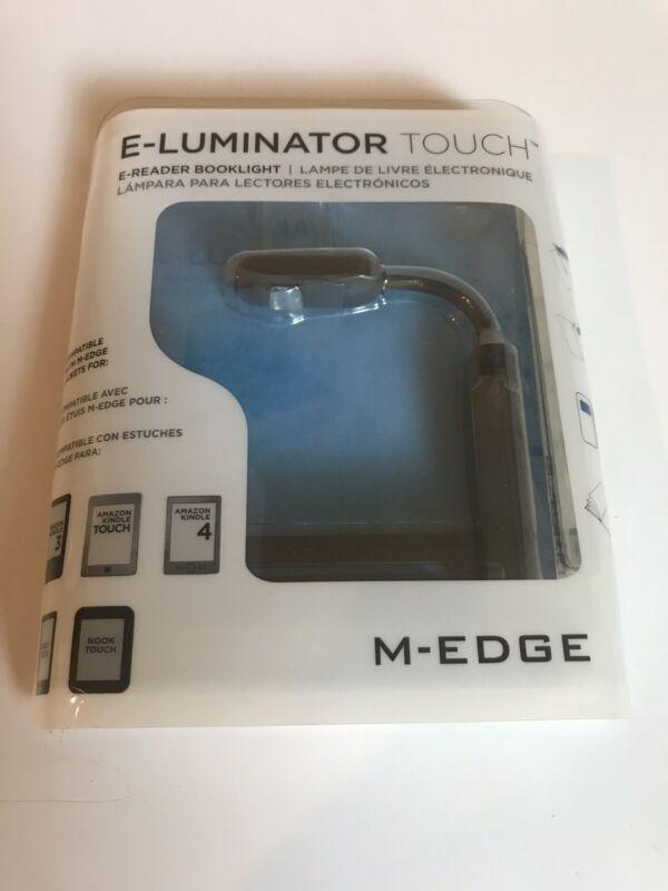 M-Edge E-Luminator Touch | E-Reader Booklight | NEW, In Unopened Box