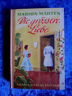 """""""Die grössere Liebe"""" von Marion Marten"""