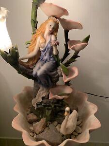 Fairy statue/fountain