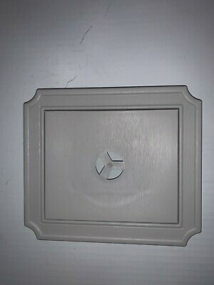 Gray Split Recess Siding J-block By Mid-america Brand New Items Free Shipping