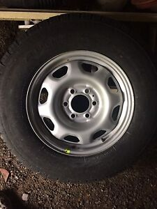 Ford F-150 Spare Tire