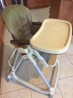 Peg Perego Prima Pappa Highchair