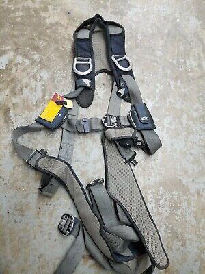 Dbi Sala Exofit Xl Safety Harness W Trauma Strap Construction