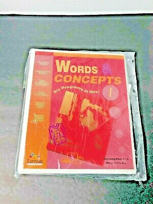 Words & Concepts I Laureate Learning Systems Laureate Learning Systems