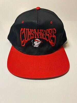 Guns N Roses Vintage Hat Balzojt Brand Snap Back