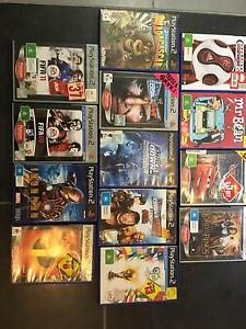 PS2 Games $2 Oxley Brisbane South West Preview