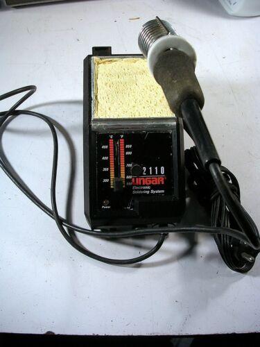 2110  Ungar  Soldering Station + Soldering Pencil & tip tested