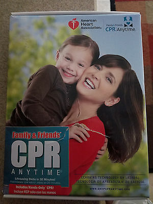 American Heart Association Family   Friends Cpr Anytime Light Skin Kit