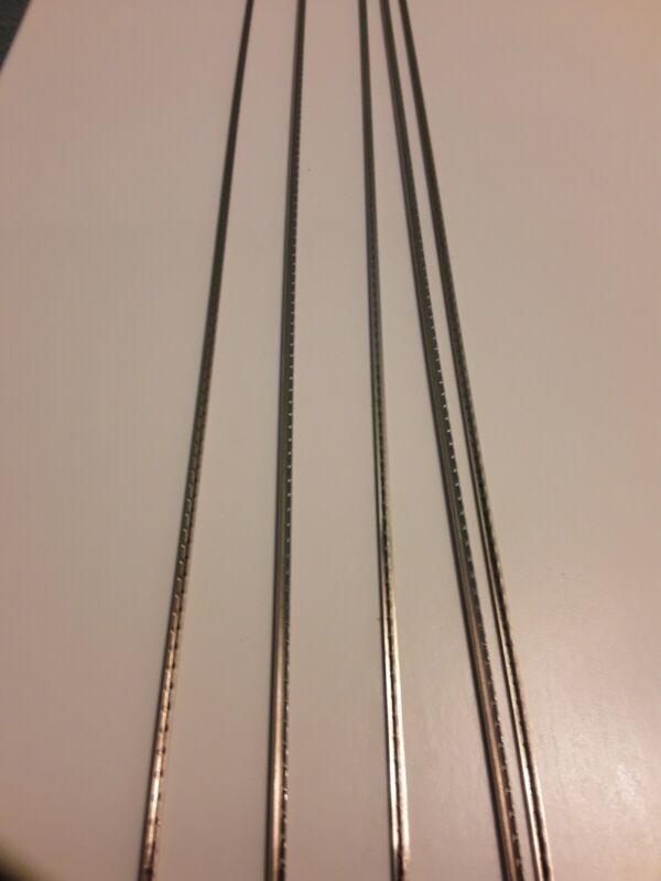 CIGAR BOX GUITAR-Fret wire- medium/medium. high quality nickel silver. 6