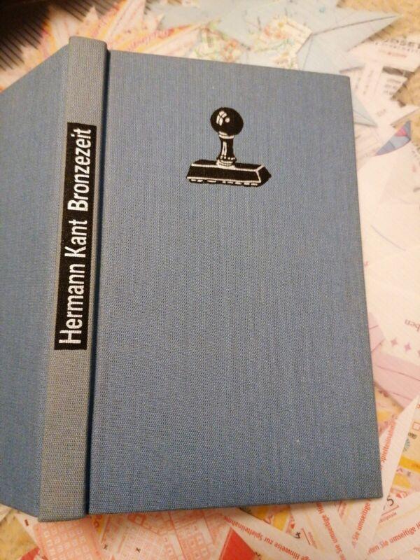 Hermann Kant - Bronzezeit - Erzählungen
