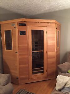 Infrared Indoor Sauna