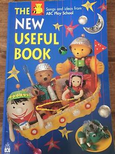 The New Useful Book From ABC Playschool Singleton Singleton Area Preview