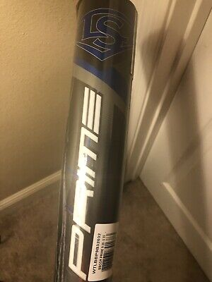 2020 Louisville Slugger Prime BBCOR Bat 32/29 (-3) New In wrapper Warranty (Louisville Slugger Warranty)