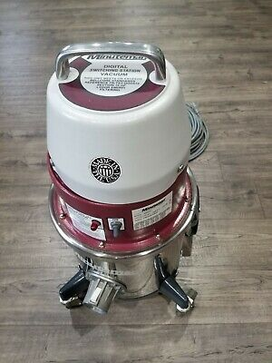 Minuteman Crv Clean Room Vacuum With Fri Filtration System W 2 Extra Bags