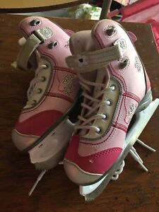 Girls CCM size 2 skates.  Great condition