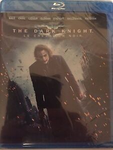The Dark Knight, BluRay