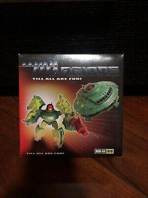 Transformers I-gear Mini Warriors MW-04 UFO Cosmos