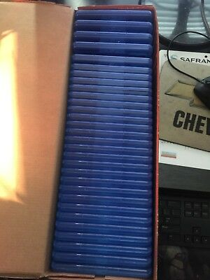 30 Empty Blu-ray Cases 2-Disc Case used