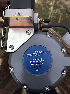 Johnson Controls Pneumatic Valve Actuator V-3000-1diaphragm Actuator