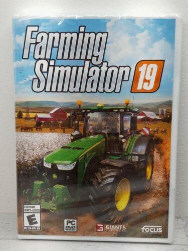 Computer Games - NEW - Farming Simulator 19 Platinum (PC Computer Game)