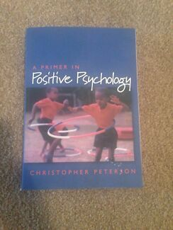 A Primer in Positive Psychology  St Andrews Campbelltown Area Preview