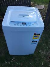 LG 5kg top loader washing machine - WF-T507 Bilgola Pittwater Area Preview