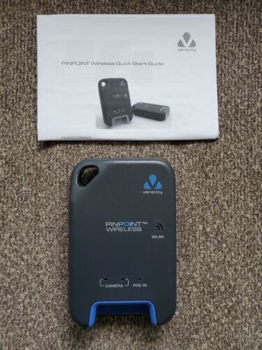 Veracity Wireless Link POE IP Camera Installation Tool. Model VAD-PPW. New!