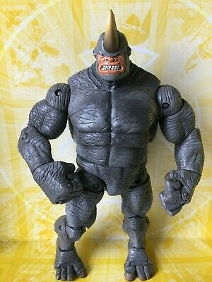 Marvel Legends Toybiz Fearsome Foes Rhino Action Figure (K)