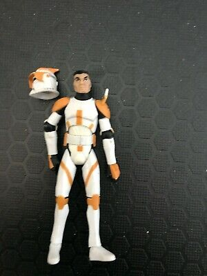 STAR WARS The Clone Wars Commander Cody First Series Animated figure New MOC! 2